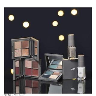 エイチアンドエム(H&M)のGINA×H&Mトレンド顔が叶う冬の14色コフレセット(コフレ/メイクアップセット)