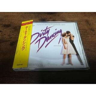 映画サントラCD「ダーティ・ダンシングDIRTY DANCING」●(映画音楽)