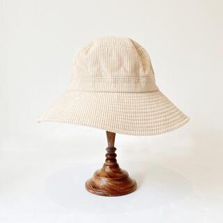 シールームリン(SeaRoomlynn)のsearoomlyn CORDUROY BUCKET HAT (ハット)