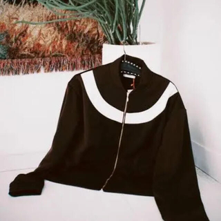 サンシー(SUNSEA)のRANDY 20aw Orange black(ブルゾン)