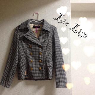 リズリサ(LIZ LISA)の値下げ♡ LISLISA ジャケット(テーラードジャケット)
