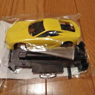 トヨタ(トヨタ)のトヨタ 組み立てLFA(模型/プラモデル)