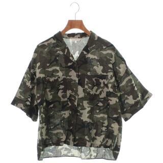 パーリッシィ(PAR ICI)のPAR ICI カジュアルシャツ レディース(シャツ/ブラウス(長袖/七分))