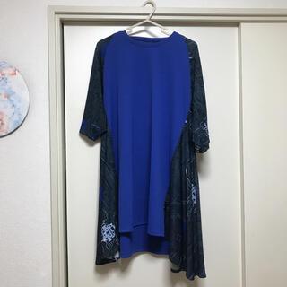 ワイスリー(Y-3)のカクレミ カットソー  (Tシャツ(長袖/七分))
