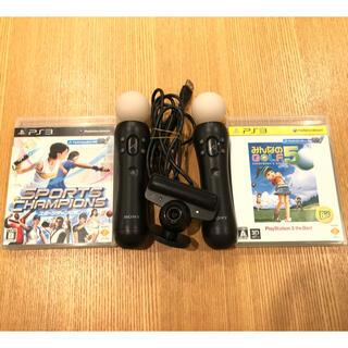 プレイステーション(PlayStation)のPlaystation move モーションコントローラー プレイステーション(その他)