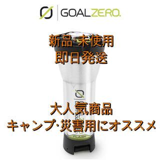 ゴールゼロ(GOAL ZERO)の【新品未開封】ゴールゼロ ライトハウス マイクロフラッシュ LEDランタン(ライト/ランタン)