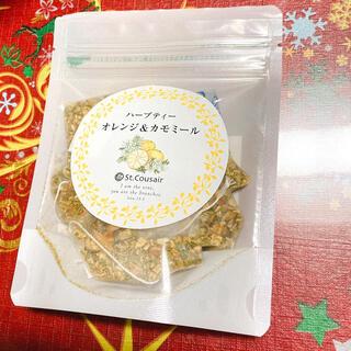 サンクゼール オレンジ&カモミール 8包入り(茶)
