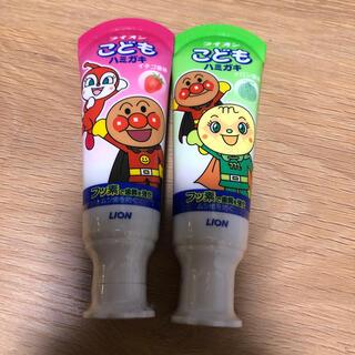アンパンマン 歯磨き粉