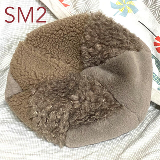 SM2 - パッチワークベレー帽*サマンサモスモス*