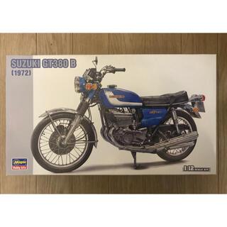 スズキ(スズキ)のプラモデル 1/12 SUZUKI GT380B BK-5(模型/プラモデル)