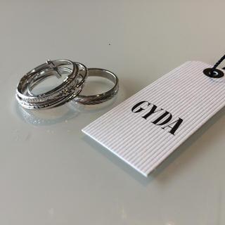 ジェイダ(GYDA)のGYDA リング  2つ(リング(指輪))