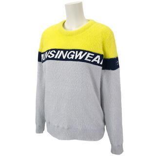 Munsingwear - munsingwear シャギーニット 防風 ゴルフ