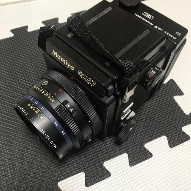 USTMamiya(マミヤ)の専用 スマホ/家電/カメラのカメラ(フィルムカメラ)の商品写真