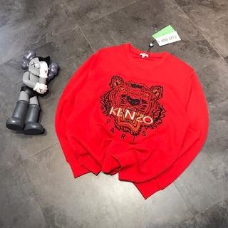 ケンゾー(KENZO)の[レッド、M]  KENZO スウェット(トレーナー/スウェット)