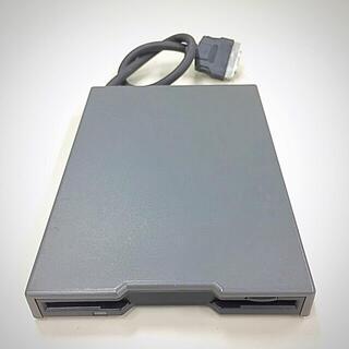 ヒタチ(日立)のHITACHI PC-UF2111;【ジャンク品】外部FDDユニット(PC周辺機器)