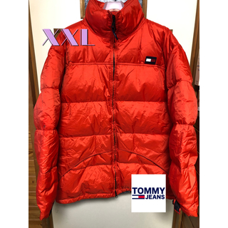 TOMMY - TOMMY JEANS トミージーンズ ダウンジャケットDown jacket