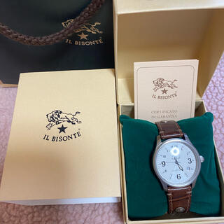 イルビゾンテ(IL BISONTE)のイルビゾンテ 時計(腕時計)