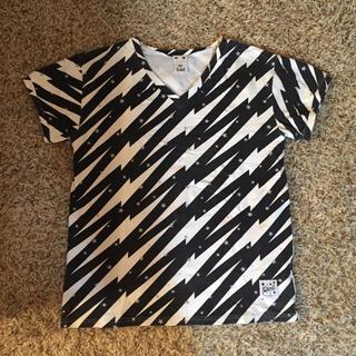 エックスガール(X-girl)のX-GIRL VネックTシャツ(Tシャツ(半袖/袖なし))