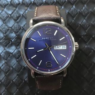 マークバイマークジェイコブス(MARC BY MARC JACOBS)の【限定セール】MARC BY MARC JACOBS Fergus 稼働中(腕時計(アナログ))