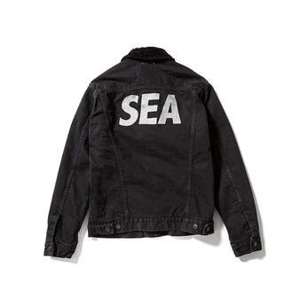 シー(SEA)のwind and sea denim jacket(Gジャン/デニムジャケット)