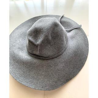 アルバローザ(ALBA ROSA)の新品★アルバローザ★ウール★ハット★帽子(ハット)