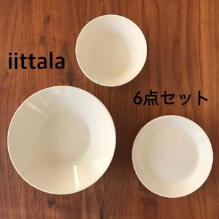 イッタラ(iittala)のモカ太郎さん専用(食器)