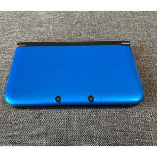 ニンテンドー3DS(ニンテンドー3DS)のニンテンドー 3DS LL  モンハン付属パーツ付き(携帯用ゲーム機本体)
