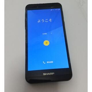 アクオス(AQUOS)のSHARP AQUOS SH-M04(スマートフォン本体)