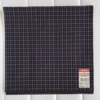ムジルシリョウヒン(MUJI (無印良品))の無印良品 ハンカチ 日本製 チェック(ハンカチ/ポケットチーフ)