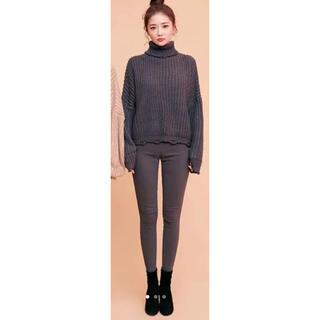 チュー(CHU XXX)のChuu  jeans(スキニーパンツ)
