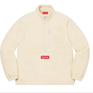 シュプリーム(Supreme)の専用 Supreme polartec half zip pullover SM(スウェット)