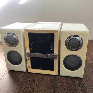 シャープ(SHARP)のMD  CD  テープ コンポ 送料込み(その他)