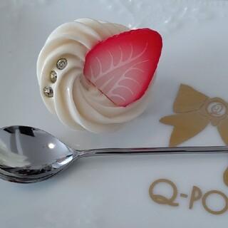 キューポット(Q-pot.)の【美品】Q-pot. ホイップクリーム コードリール(その他)