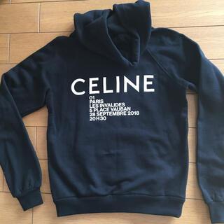 セリーヌ(celine)のセリーヌCELINEロゴインビパーカー新品未使用(パーカー)