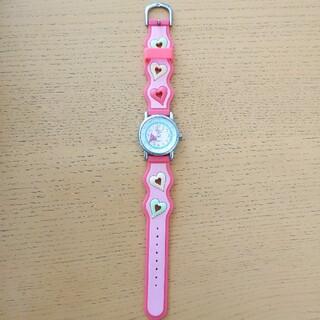 ウィルセレクション(WILLSELECTION)の腕時計子供用かわいいハートWILLS(腕時計)