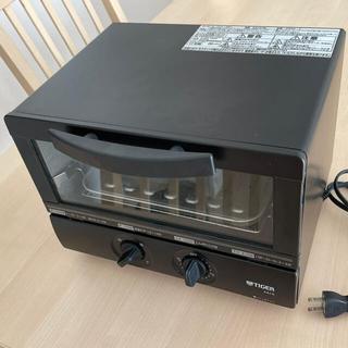 タイガー(TIGER)のオーブントースター KAJ-G100 タイガー 2017年製(調理機器)