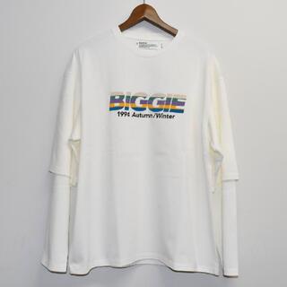 ジエダ(Jieda)のdairiku ダイリク 19aw ロンT レイヤード(Tシャツ/カットソー(七分/長袖))