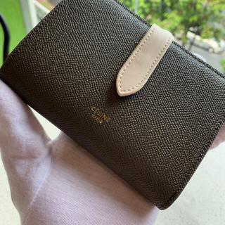 セリーヌ(celine)のセリーヌ 二つ折り財布(財布)
