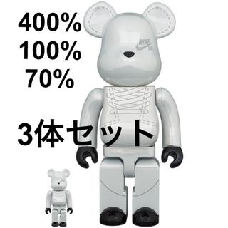 メディコムトイ(MEDICOM TOY)のBE@RBRICK NIKE SB 2020 70% & 100% & 400%(その他)