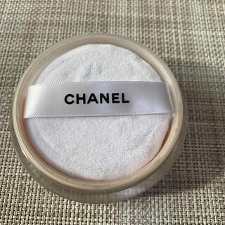 シャネル(CHANEL)のシャネルフェイスパウダー専用パフ(パフ・スポンジ)