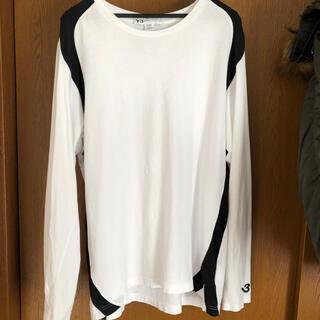 ワイスリー(Y-3)のy-3(ワイスリー) ロングtシャツ(Tシャツ/カットソー(七分/長袖))