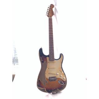 フェンダー(Fender)のfender STRATOCASTER(エレキギター)