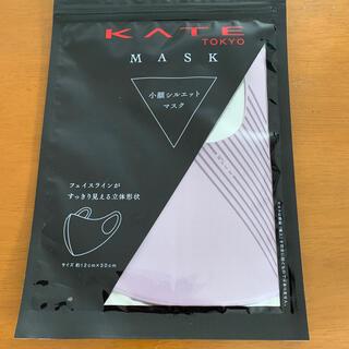 ケイト(KATE)のケイト小顔シルエット(パック/フェイスマスク)