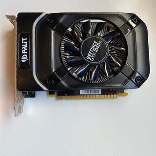パイロット(PILOT)のPalit GeForce GTX 1050 Ti StormX(PCパーツ)