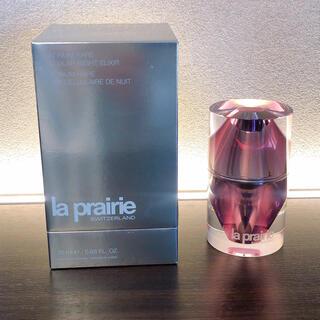 ラプレリー(La Prairie)のラプレリー美容液PTレア ナイトエレクシア20ml(美容液)