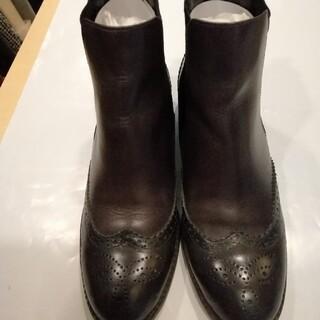 ヒミコ(卑弥呼)の卑弥呼  茶色革ブーツ(ブーツ)