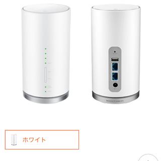 ファーウェイ(HUAWEI)の【未使用品】【au】ホームルーターSpeed Wi-Fi Home L01s(PC周辺機器)