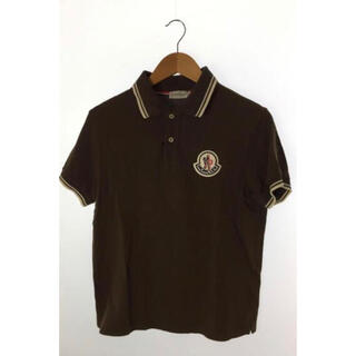 モンクレール(MONCLER)のモンクレール MONCLER メンズ ポロシャツ トップス(ポロシャツ)