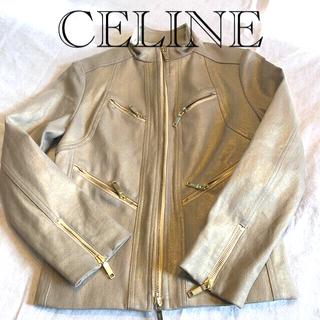 セリーヌ(celine)のPARICO様専用 セリーヌ ライダーズジャケット(ライダースジャケット)