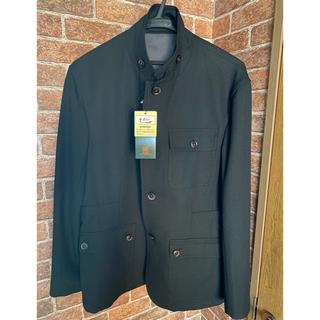 ジャケット コート ブラック 新品 未使用 メンズ M(テーラードジャケット)